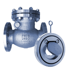 Lift and Swing Check Valves